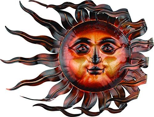 Regal Art &Gift Windswept Sun Wall Decor
