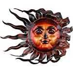 Regal Art &Gift Windswept Sun Wall Decor
