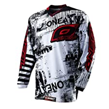 O'Neal Racing Element Toxic Jersey 2012 2XLarge/Black/White