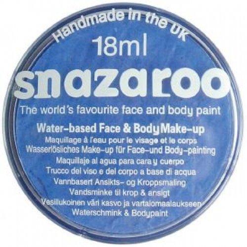 18ML SKY BLUE Classic Snazaroo Classic Face Paint - 1