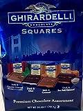 Ghirardelli Premium Chocolate Assortment Squares Blue, 26.49oz