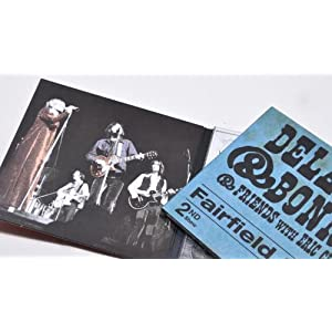 On Tour with Eric Clapton: Deluxe Edition Box Set
