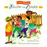 TEN BOOK PACK - 5 Copies Each of 'Follow the Leader' and 'My Garden' - Houghton Mifflin, Invitations to Literacy, Early Success Book