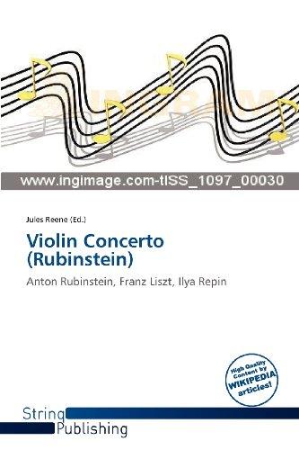 Violin Concerto (Rubinstein)