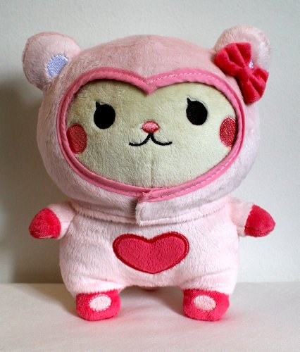 Ruby - Official San-X Space Hamster 8 Inch Plush Doll