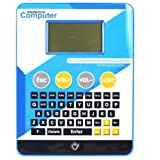 Advanced Bilingual Educational Toy Computer Tablet For Kids, Learn & Play In English/Spanish, Over 8