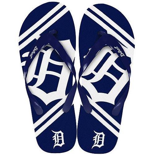 MLB sandalias/Tigres de Detroit (Detroit Tigers) aprobado mercancía [mercancías de importación paralela: talla M