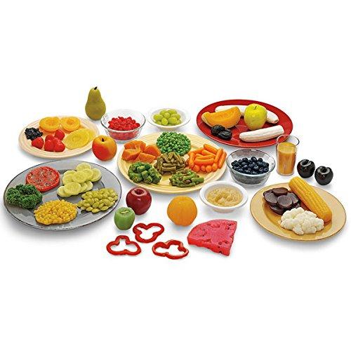 Life/Form Fruit & Vegetable Rainbow Foods Kit