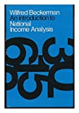 img - for An introduction to national income analysis book / textbook / text book