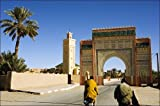 Photographic Print of Morocco Merzouga Gateway to the Desert men from AWL Discover Images.com