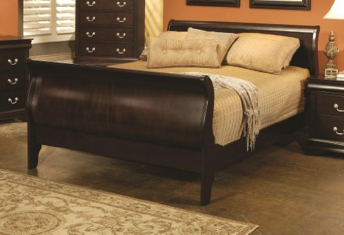 Antique Sleigh Beds