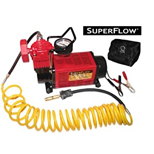 Q Industries MV50 SuperFlow High-Volume Air Compressor