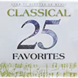 25 Classical Favorites