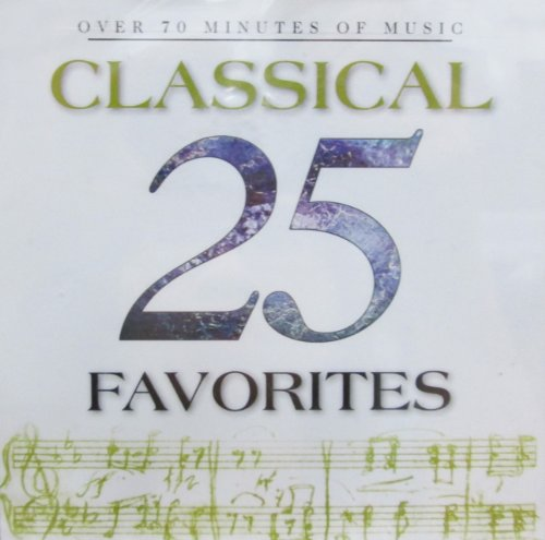 25 Classical Favorites back-199020