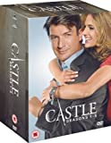 The Complete Castle TV Series (27 Discs) DVD Collection Box set: Season 1, 2, 3, 4 and 5 + Extras