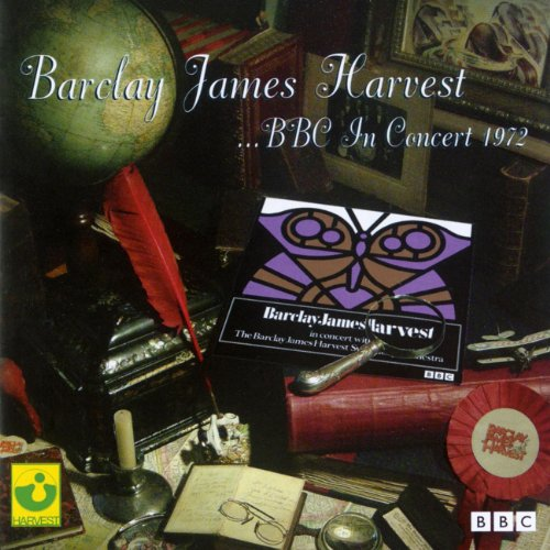 Barclay James Harvest - BBC in Concert 1972 - Zortam Music