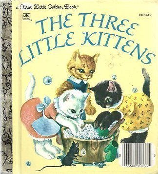 Three Little Kittens (1942) (Book) written by Marie Simchow Stern