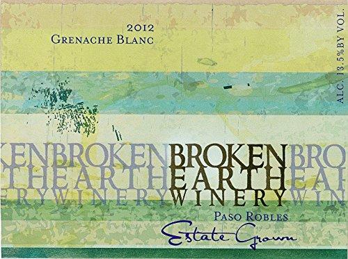 2012 Broken Earth Limited Release Grenache Blanc 750Ml