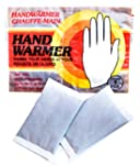 Mycoal hand warmers - 10 pairs