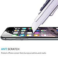 iPhone 6 Screen Protector ActionPie iPhone 6 Glass Screen Protector [Tempered Glass] Bubble-Free Screen Protectors Easy Installation from Homeshop2®