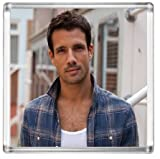 OWN DANNY MAC HOLLYOAKS Clear Acrylic Coaster DM5