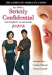 Strictly Confidential - The Complete Series  on 2 dvds