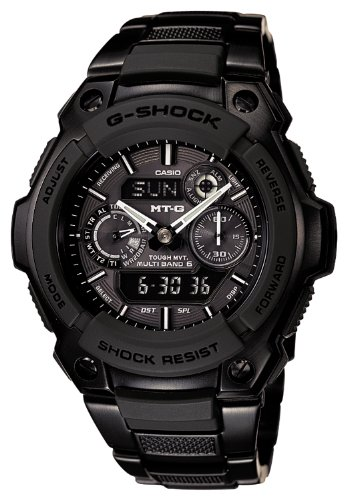 CASIO G-shock Tough Solar Multiband 6 MTG-1500B-1A1JF