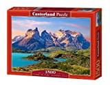 Castorland Torres Del Paine Patagonia Chile Jigsaw (1500-Piece)