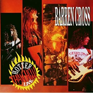 Barren Cross