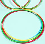 Hula hoops bundle of 12x750mm. dia. 03280