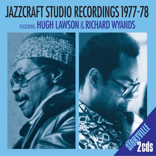 Jazzcraft Studio Recordings 1977-78 by Hugh Lawson and Richard Wyands
