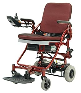 Pro Rider Travel Plus Powered Wheelchair