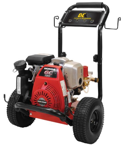 Be Pressure P275Hx Gas Powered Pressure Washer, Gc160, 2700Psi, 2.3 Gpm front-218063