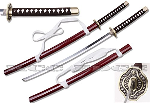 40″ Gintama Fantasy Silver Soul Samurai Katana Cosplay Sword Hijikata Toshiro's