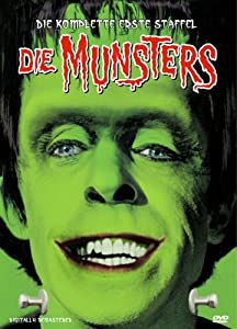 Die Munsters - Staffel 1 [7 DVDs]