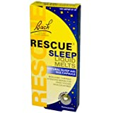 Bach Rescue Night Liquid Melts (28 natural remedy capsules)