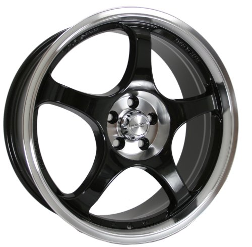 Kyowa Racing Series 316 Black - 18 x 7.5 Inch