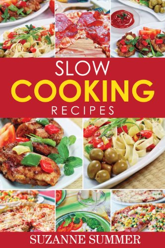 Holiday Recipes Slow Cooker Meals Made Easy cover