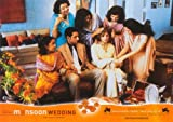 Monsoon Wedding Poster Movie German E 11x14 Naseeruddin Shah Lillete Dubey Shefali Shetty