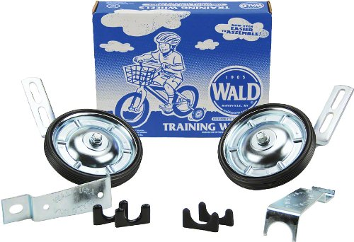 Wald 10252 Bicycle Training Wheels (16 to 20-Inch