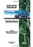 Brooklands Books Ltd Range Rover 2002-2005 My Workshop Manual Covering: Bmw 4.4 L Petrol V8 Engines, Bmw 3.0 L Diesel Engines: Workshop Manual (Workshop Manuals)