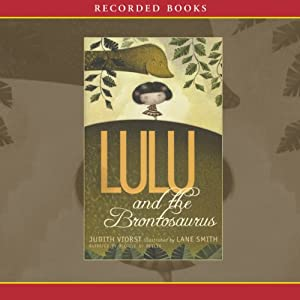 Lulu and the Brontosaurus Audiobook