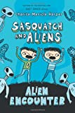 Image of Alien Encounter (Sasquatch and Aliens)