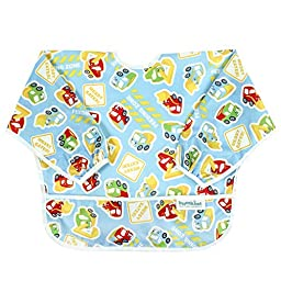Bumkins Waterproof Sleeved Bib, Construction