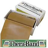 D&M Thera Band セラバンド6ヤード 12.5cm×5.4m ゴールドカラー TB-7