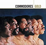Commodores Album - Gold (Front side)