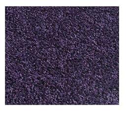 Amethyst Purple - 5\' SQUARE Custom Carpet Area Rug