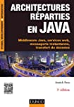 Architectures r�parties en Java - 3e...