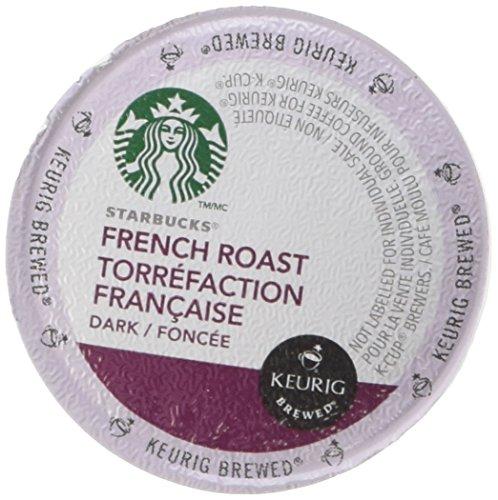 Starbucks Coffee Keurig K-Cups, French Roast Dark, 96 Count (Amazon Starbucks compare prices)