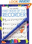 First Book of the Recorder (Usborne F...